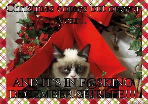 It's not Christmas yet!! - quickmeme