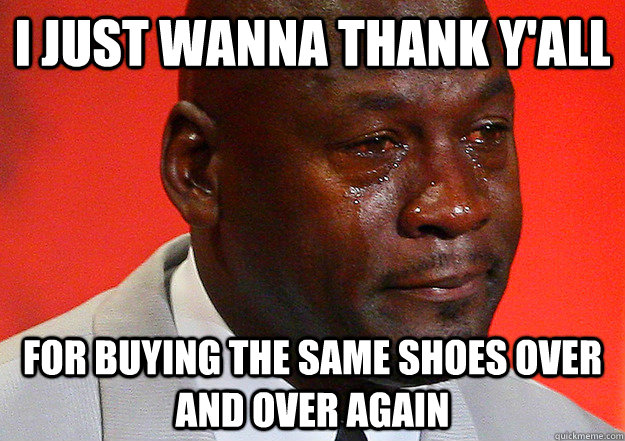 Funniest Jordan Meme : Crying michael jordan memes quickmeme