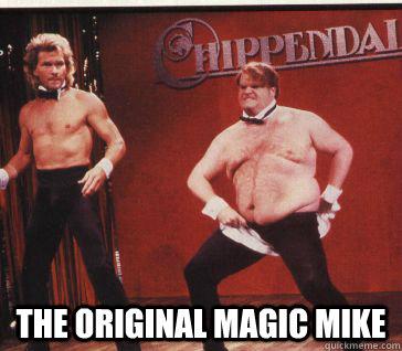 The Original Magic Mike