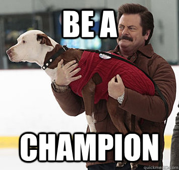 Be a Champion - Be a Champion  Misc