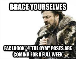 BRACE YOURSELVES Facebook