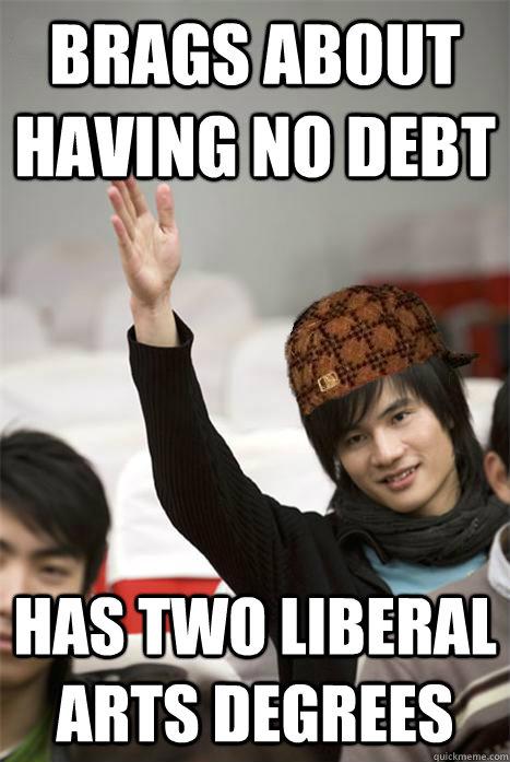 Liberal Arts best undergraduate degrees