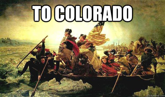 To Colorado   - To Colorado    Misc