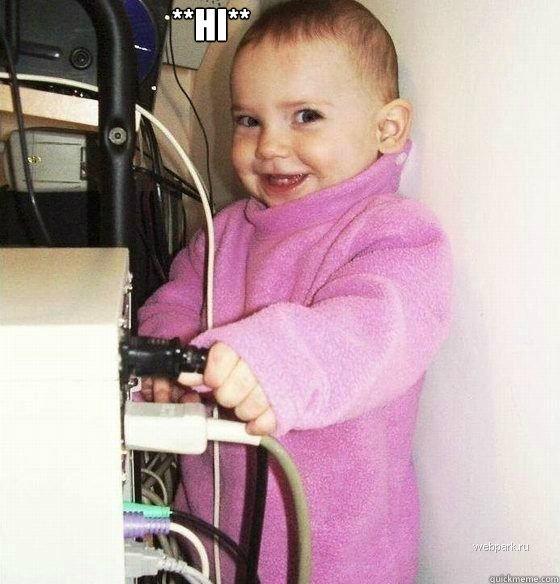 **hi**   Troll Baby