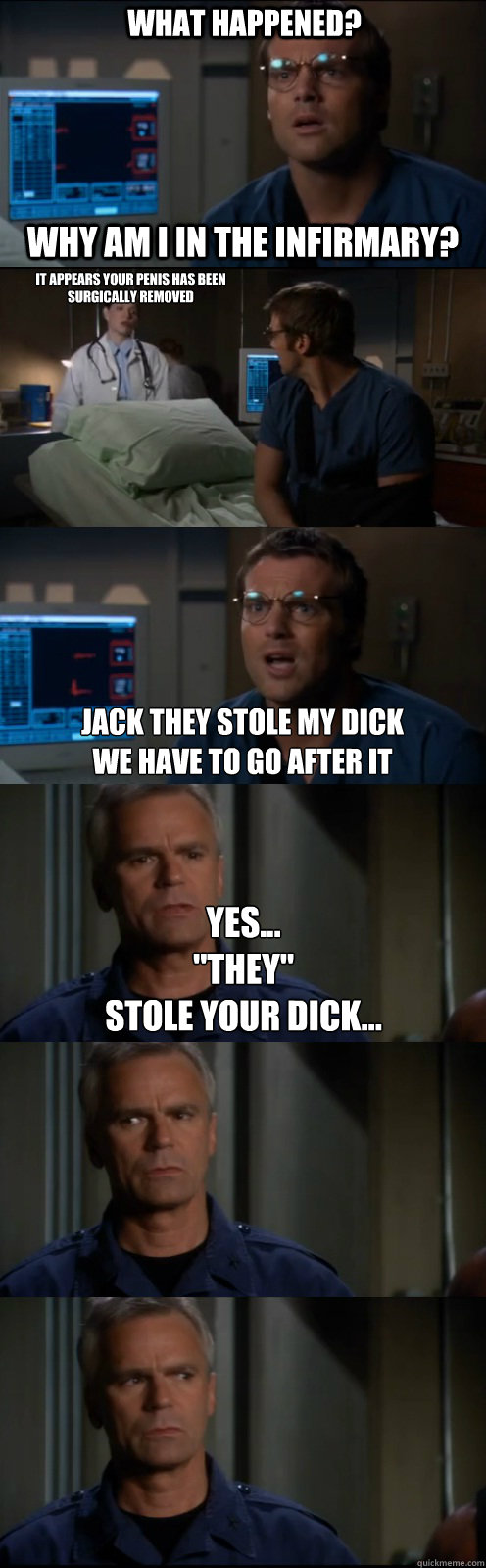 jack your dick