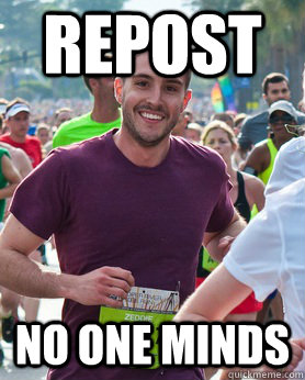 repost no one minds - repost no one minds  Ridiculously photogenic guy
