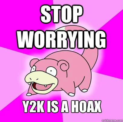 y2k is a hoax Unlike most editing & proofreading services, we edit for everything: grammar, spelling, punctuation, idea flow, sentence structure, & more get started now.