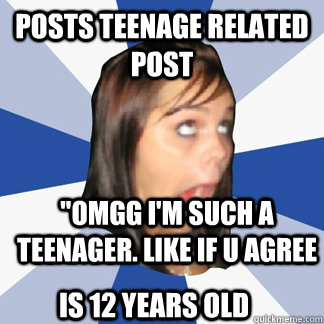 Posts teenage related post