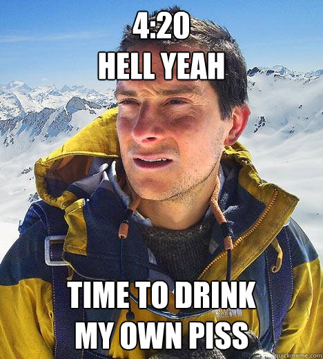 Drink my girlfriends piss