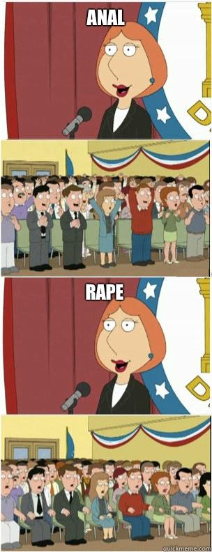 Anal Rape