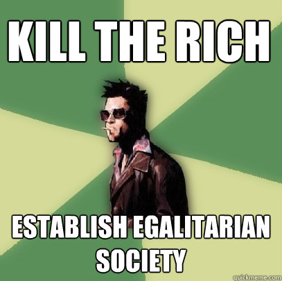 egalitarian society Define egalitarian: asserting, promoting, or marked by egalitarianism — egalitarian in a sentence.