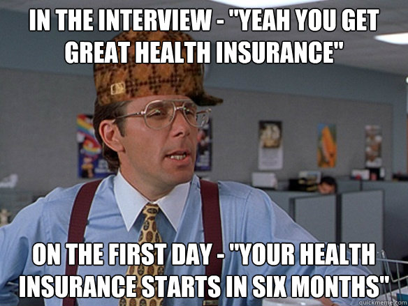 In the interview -