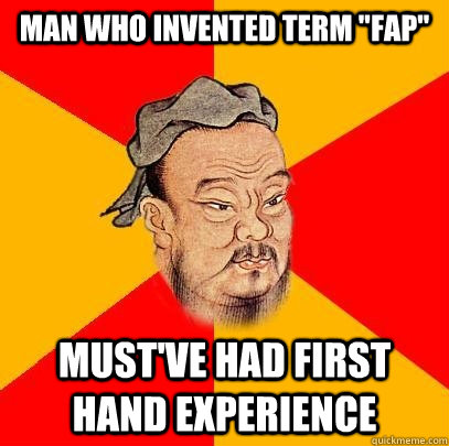 Man Who invented term