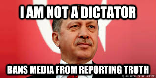 i am not a dictator bans media from reporting truth - i am not a dictator bans media from reporting truth  Misc