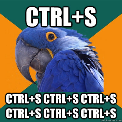 ctrl+s ctrl+s ctrl+s ctrl+s ctrl+s ctrl+s ctrl+s - ctrl+s ctrl+s ctrl+s ctrl+s ctrl+s ctrl+s ctrl+s  Paranoid Parrot
