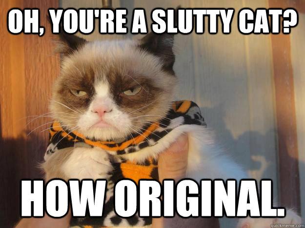 Slut Cat 116