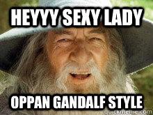Heyyy sexy lady