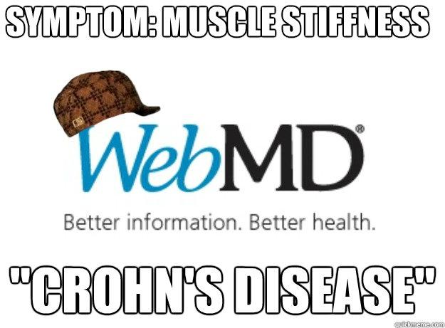 SYMPTOM: Muscle stiffness