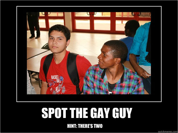 How To Spot A Gay Guy