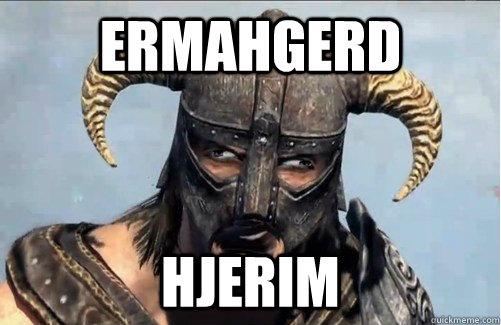 ERMAHGERD HJERIM