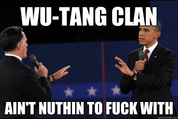 Wu Tang Clan Ain T Nuthin To Fuck With 7
