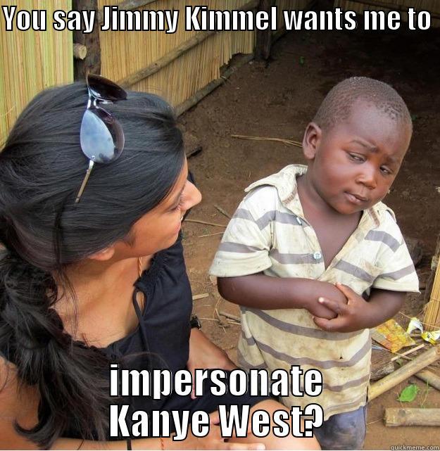 Jimmy Kimmel Talent Agency Quickmeme