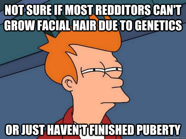 Why Cant Some Men Grow Facial Hair? Mental Floss