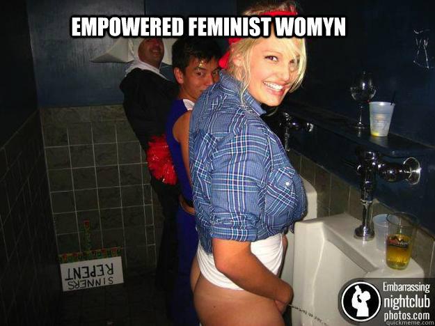 empowered feminist womyn - empowered feminist womyn  Misc