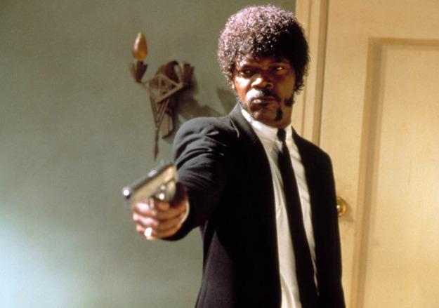 SAY HARAMBE WAS JUST A GORILLA AGAIN I'LL FUCK YOU UP NIGGA. Samuel L Jackson