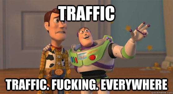 Traffic Memes. Best Collection of Funny Traffic Pictures