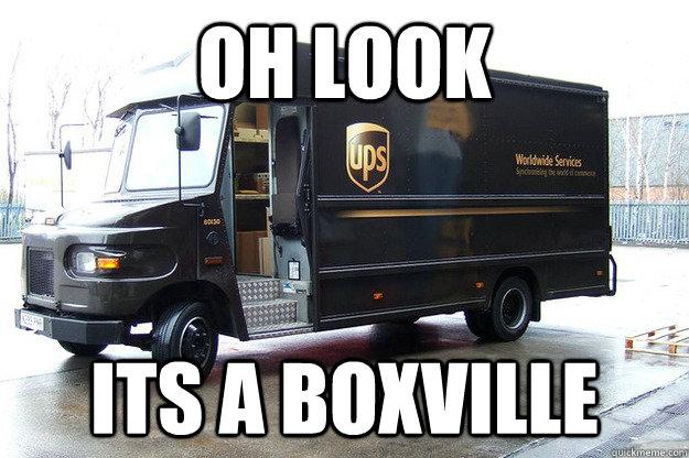 Oh look Its a boxville - Oh look Its a boxville  Misc