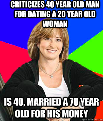 30 year old man dating 20 year old woman
