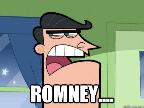 Romney.... -  Romney....  Dinkleburg