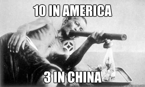10 in america 3 in china - 10 in america 3 in china  Misc