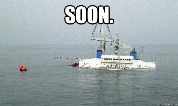 soon.  - soon.   Misc