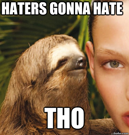 the best washrooms, cottages for gay cruising in titusville: haters gonna hate meme funny dating