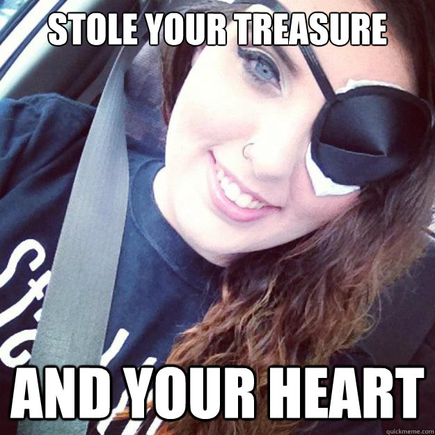 stole your treasure and your heart - stole your treasure and your heart  Misc