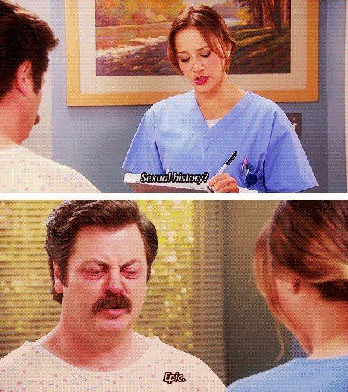 Ron Swanson is the man! -   Misc