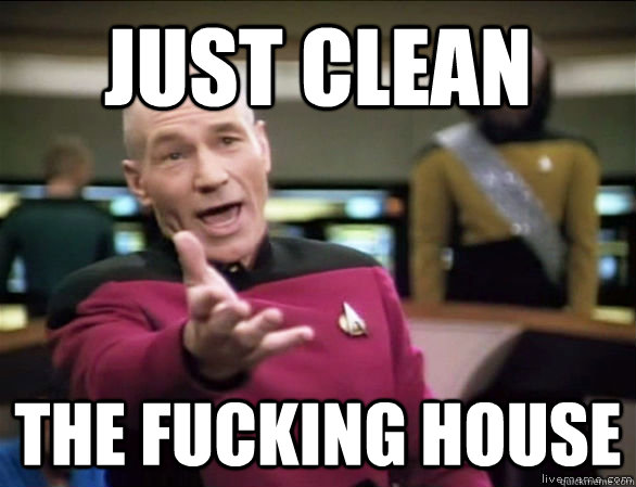 b4236bb3c288a90b57c31b6dae38d72974c94e69c5c1b93436be4e61f406128d just clean the fucking house annoyed picard hd quickmeme