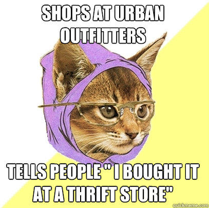 Shops at Urban Outfitters tells people