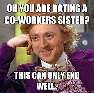 Dating co workers