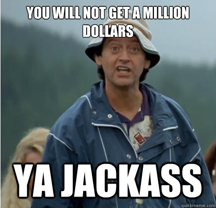 Jack ass in the will