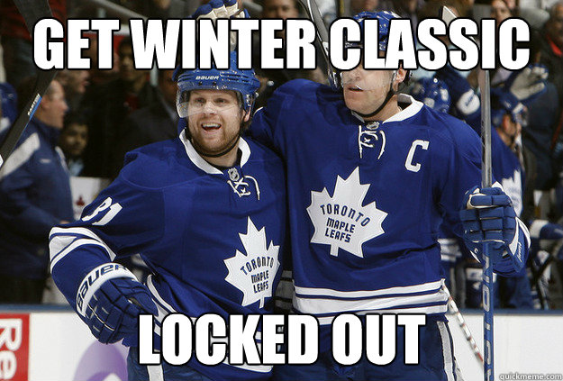 GET WINTER CLASSIC LOCKED OUT - GET WINTER CLASSIC LOCKED OUT  Misc