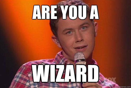 Are You A Wizard - Are You A Wizard  Are you a wizard