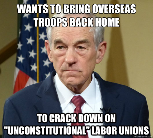 wants to bring overseas troops back home to crack down on