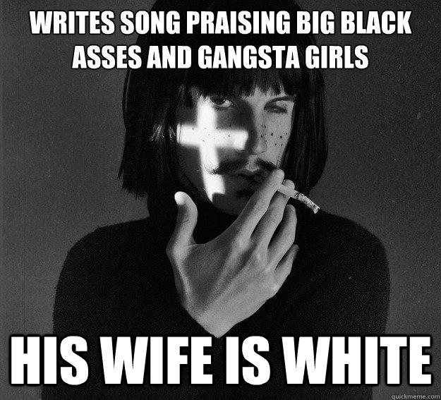 Know, how big big black asses right