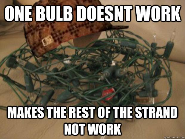 Christmas Light Meme.Scumbag Christmas Lights Memes Quickmeme