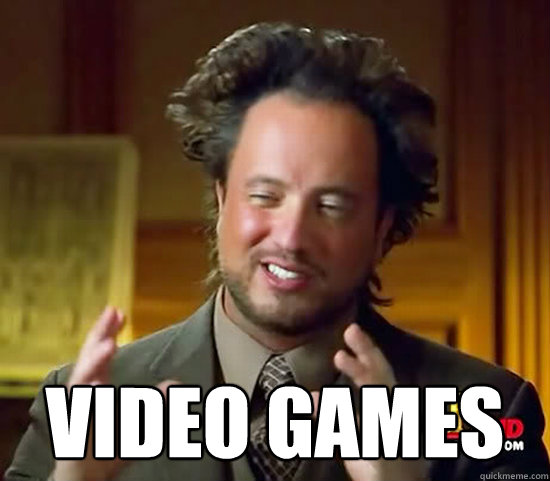 Video games -  Video games  Ancient Aliens