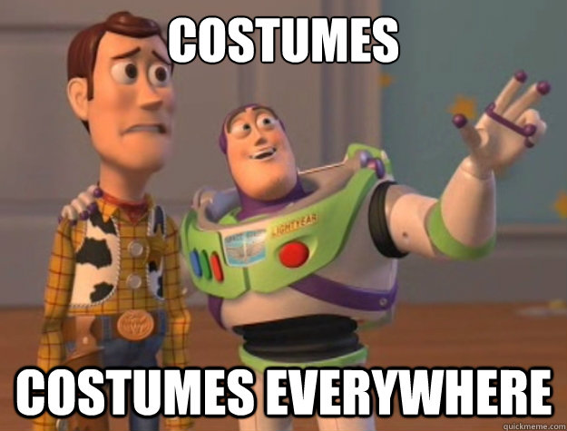 costumes costumes everywhere - costumes costumes everywhere  Misc