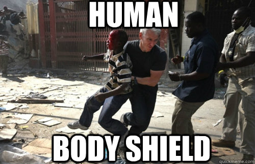Human Body Shield